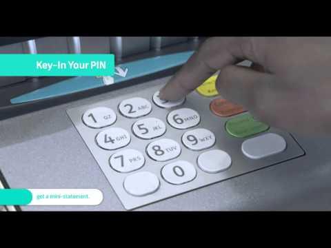 FNB - ATM Mini Statement