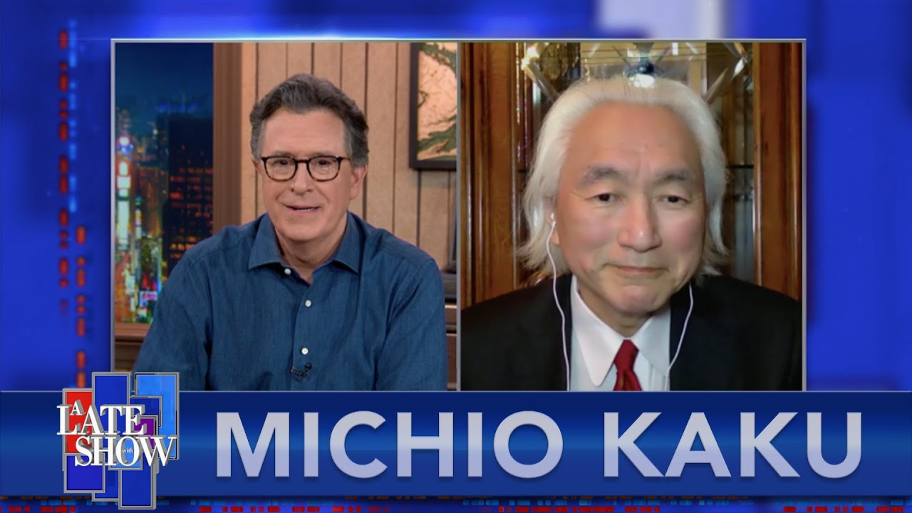 """""""It's A Bad Idea To Advertise Our Existence"""" - Michio Kaku On Making Contact With Extraterrestrials"""
