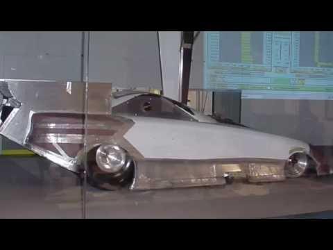 Night at the NHRA Museum: Funny Car Model
