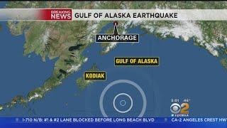 California Tsunami Watch Canceled Hours After Massive Alaska Quake