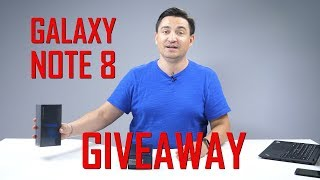 REVIEW & GIVEAWAY!!! - Samsung Galaxy Note 8