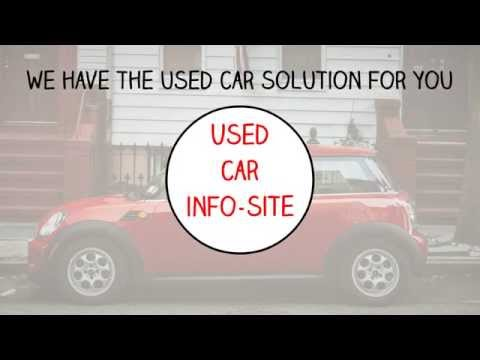 Tips for Buying Used Cars Shrewsbury Info - Video 2