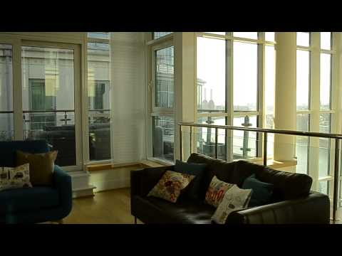 St George Wharf, Vauxhall, Central London Property