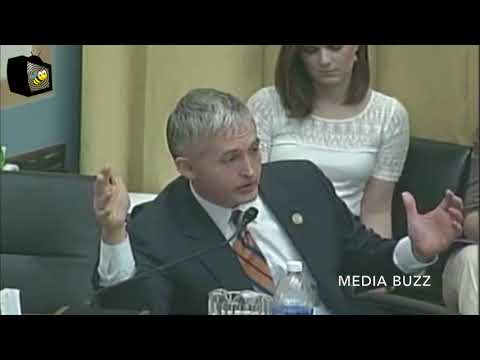 Trey Gowdy Pissed Immigration Officials Didn't Come To Hearing!