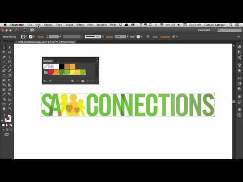 Adobe Illustrator |Convert spot colors to CMYK
