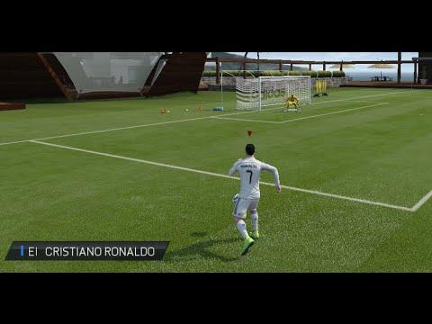 CR7 EN LA ARENA DE PRACTICAS - FIFA 15