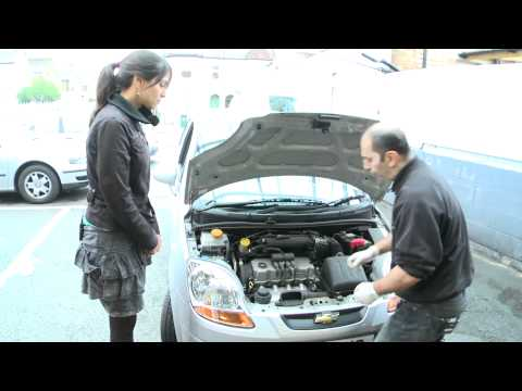 Regular car maintenance - how to check engine fluids from Which? Local