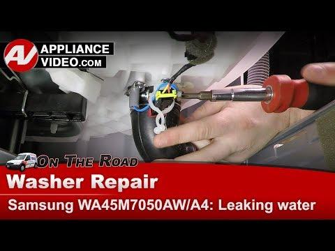 Samsung washer - Tub Pump Hose issues - Diagnostic & Repair
