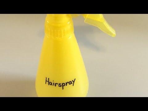 Make Herbal Hairspray and Gel Substitute - DIY Beauty - Guidecentral