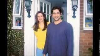 Wasim Akram and Shaniera Thompson