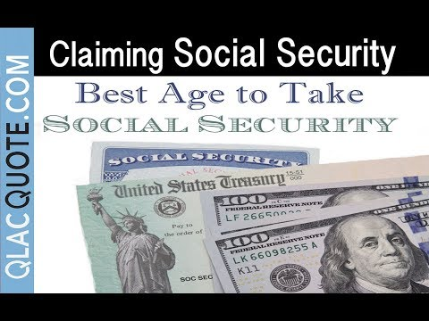 Best Age to Claim Social Security Benefits