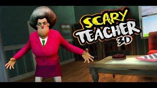 Scary Teacher 3D - How to revenge a teacher