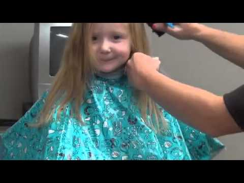 One of the Cutest    Simple Little Girls Long Hairstyle