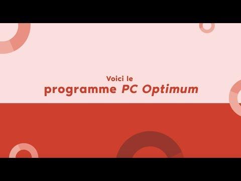 Le programme PC Optimum est arrivé! Voici comment il fonctionne