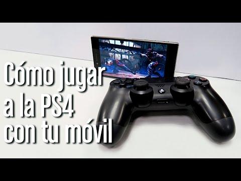 Cómo jugar a la PS4 en tu Xperia, fácil y rápido
