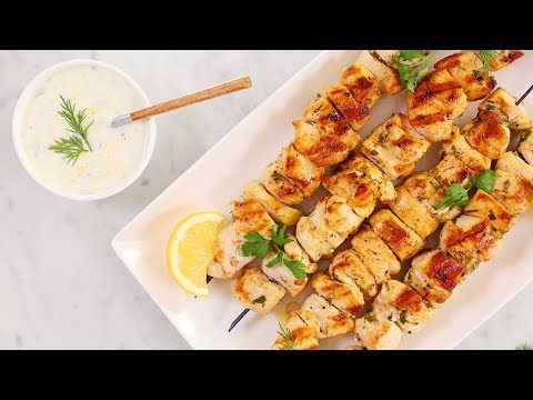 3 Healthy Grilled Chicken Recipes