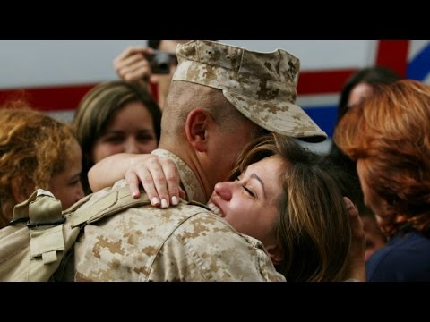 Best Soldiers Surprise Coming Home 2015 Compilations #11