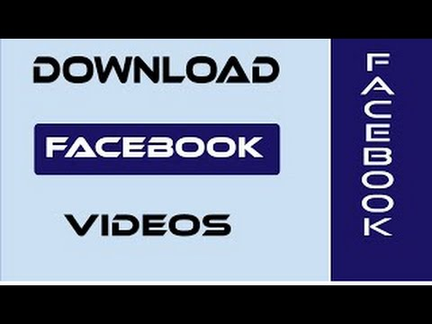 How to download video from facebook without any software 2016 In Hindi/urdu
