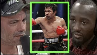 Terence Crawford Wants to Fight Manny Pacquiao   Joe Rogan
