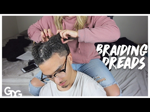 Braiding Dreadlocks