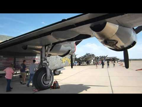 Warbirds at Easterwood Airport, College Station, TX March 6, 2016