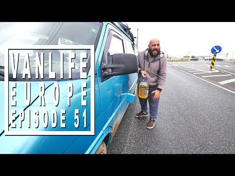 Vanlife Vlog: The Bright Side & the Darkside of Real Vanlife #realvanlife