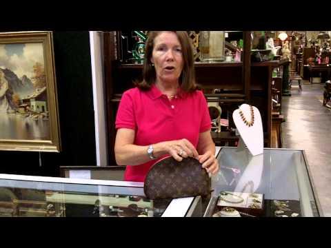Louis Vuitton Makeup Bag Clutch, Authentic Louis Vuitton Clutch Bag
