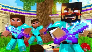 Minecraft: KING OF PVP - Skybounds Ep. 20