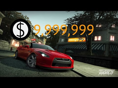 Need for Speed World Money Hack 8.06.14