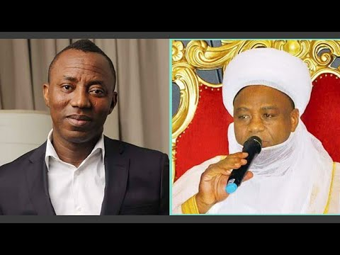 HEAR WHAT SULTAN OF SOKOTO SAID ABOUT SOWORE'S IMPRIS0NM€NT