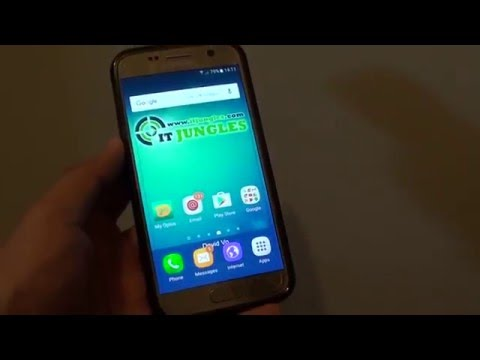 Samsung Galaxy S7: How to Change Notification Vibration Intensity