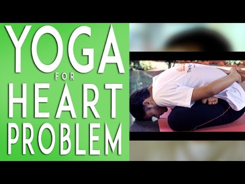 Yoga mudra - easy asana for heart problems