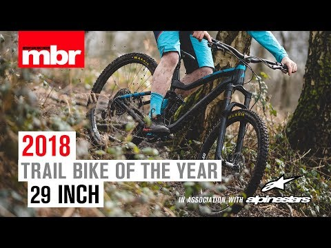 Vitus Escarpe 29 VRX | 29in Trail Bike of the Year 2018 | Mountain Bike Rider