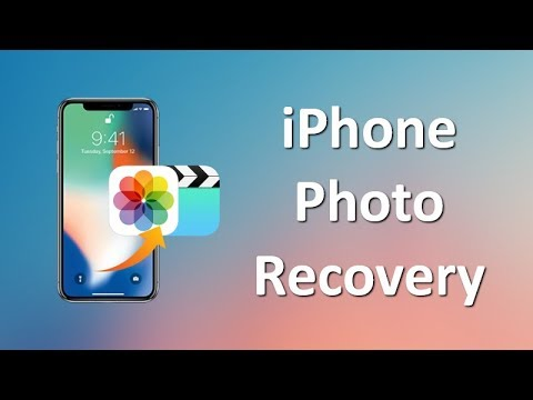 How to Recover Deleted Photos/Pictures/Videos from iPhone or iPad