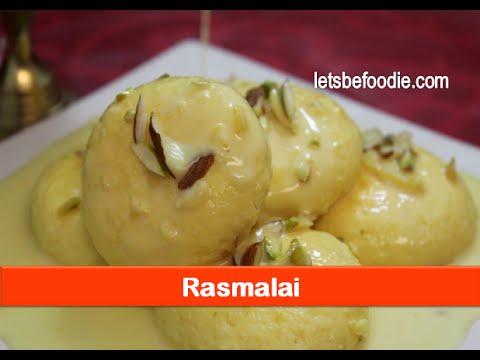 Rasmalai recipe/Indian sweets recipes/delicious rasmalai/easy homemade sweet recipe-letsbefoodie.com