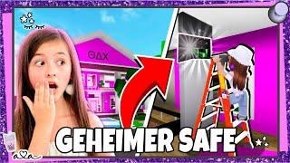 Ava findet MEHR GEHEIMNISSE und den SAFE? im Brookhaven Sorority Haus 💜 Alles Ava Gaming