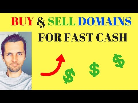 How to Buy & Sell Crypto Domain Names For Fast Cash [Part #1]