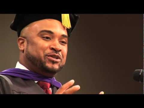 North Carolina Central University - School of Law - Commencement 2012 - Larry D. Brown