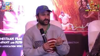 Kaalakaandi Movie Press Conference || Saif Ali Khan, Deepak Dobriyal & Kunal Roy Kapur || Namokaar