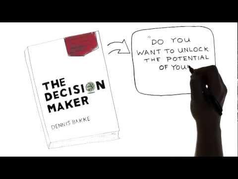 The Decision Maker By Dennis Bakke - Book Review
