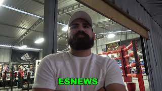 RGBA Stars working hard tanajara alexis espino neno ruben rodriguez  EsNews Boxing