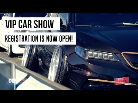VIP Car Show Registration: HDAY Spring 2018 (MD)