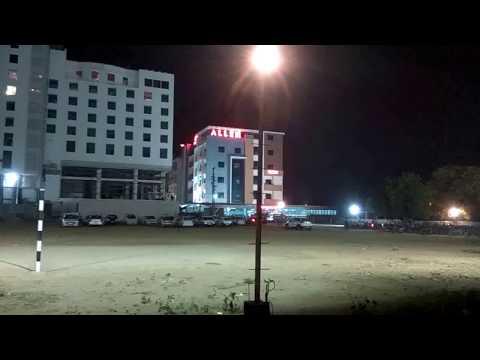 Allen SAKAAR Building #Gloring At Night