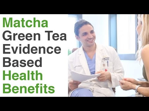 Matcha Health Benefits 2018 - What is the evidence?