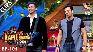 Kapil Welcomes Salim & Sulaiman To The Show - The Kapil Sharma Show - 29th Apr, 2017