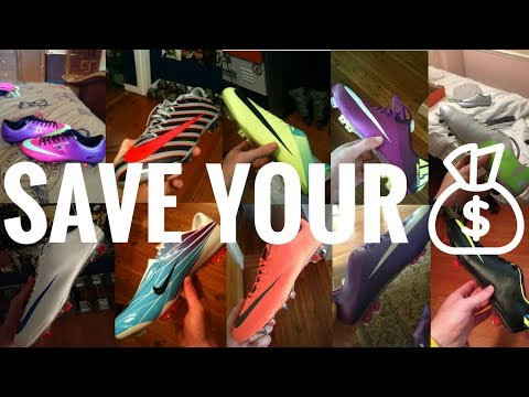 How To Never Pay For Soccer Cleats Again!   VLOG 47