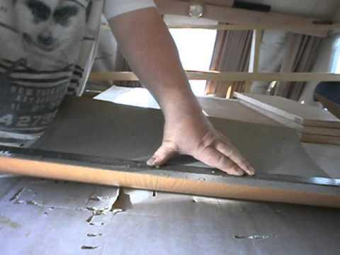 Cutting Formica Laminate