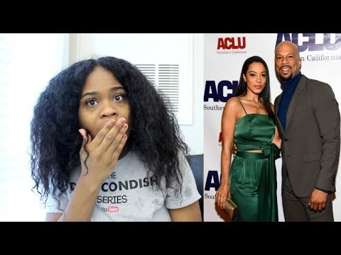 The Deep Condish: Angela Rye and Common Broke Up?!