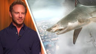 Ian Ziering Thought 'Sharknado' Was 'Going to Be a Complete Bomb