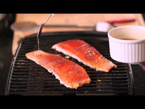Grilled Salmon Maple Glaze: How to Grill Salmon Perfectly - Ocean Star Charters